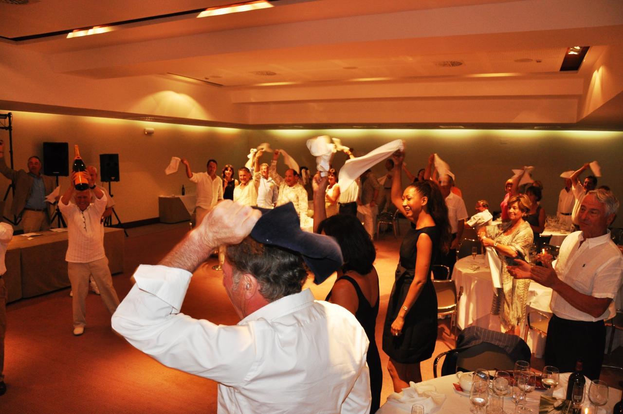 Soirée de gala El Rompido 2012