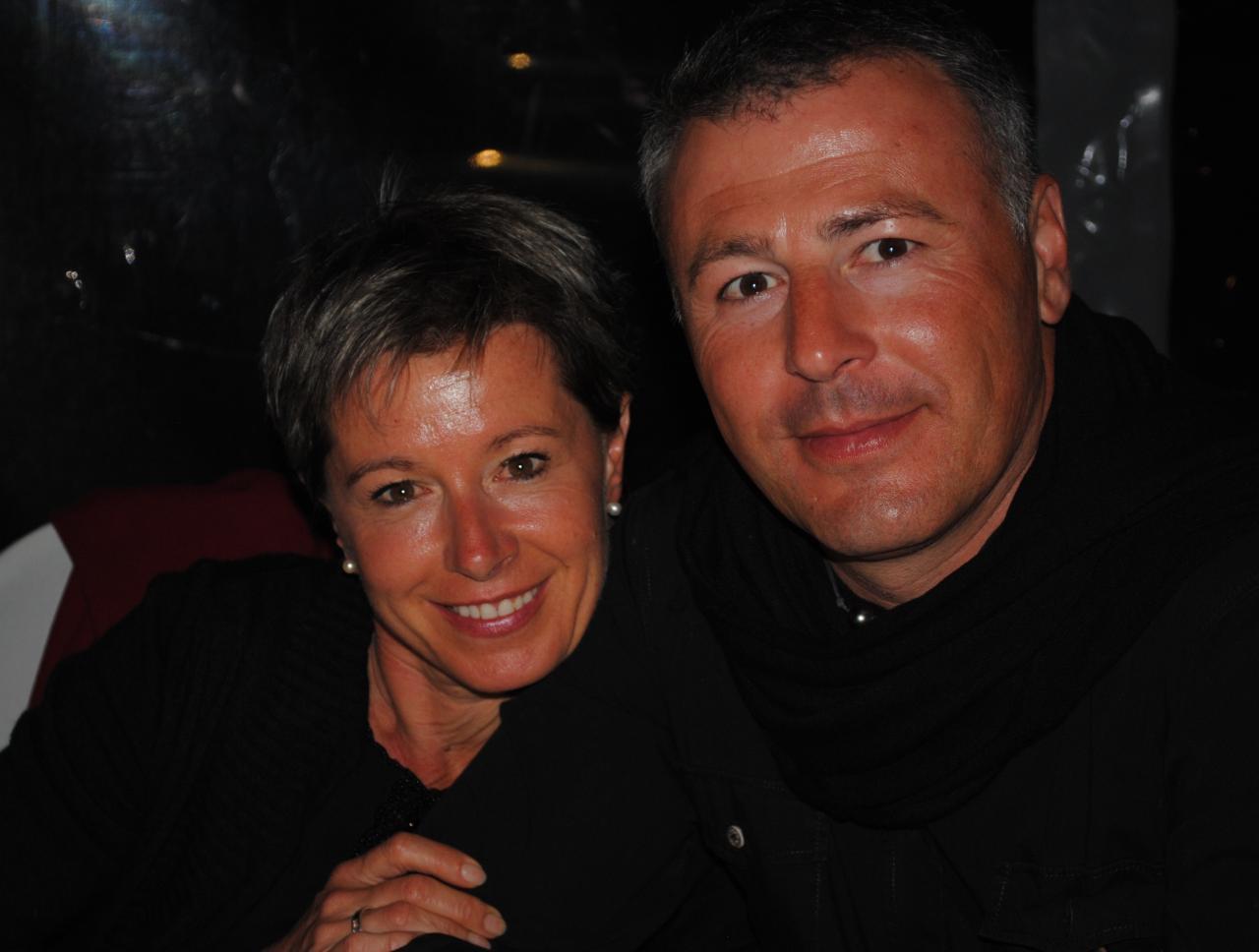 Hélene et Stéphane