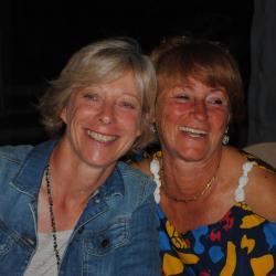 Hélène et Sylviane