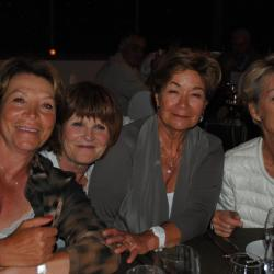 Anyta, Dominique, Gigi et Sophie