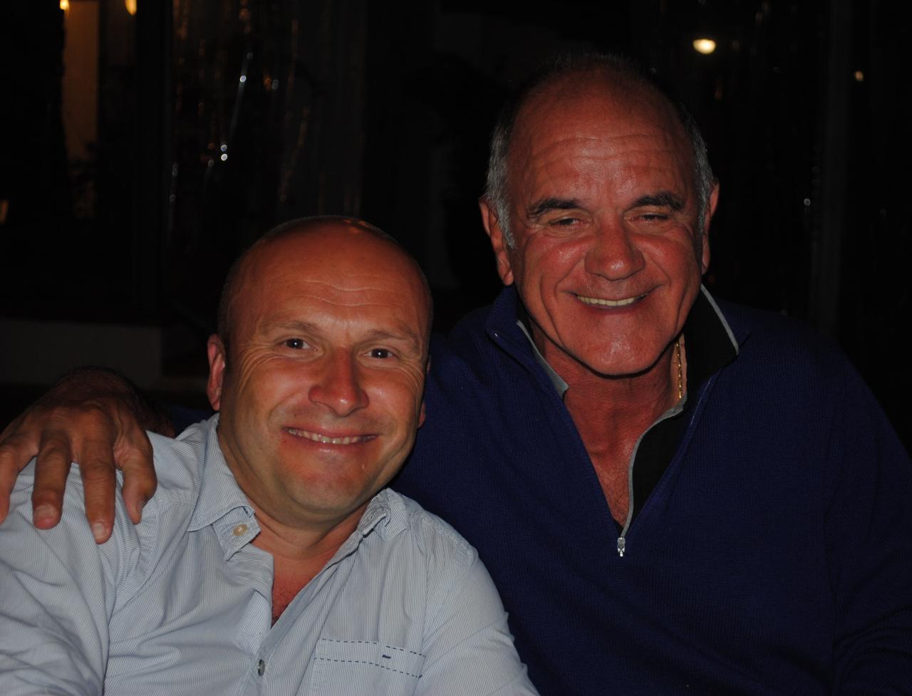 Stéphane et Alain