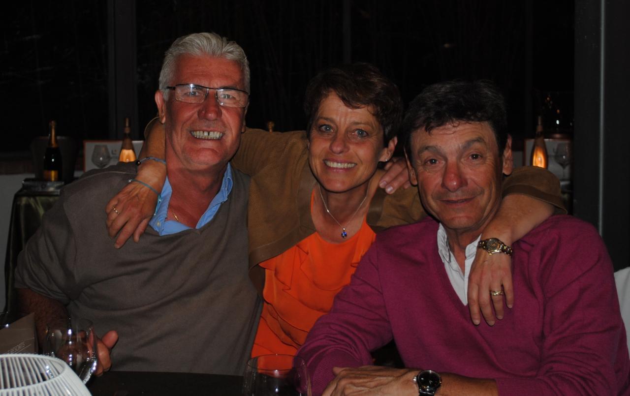 Michel, Isa et Michel