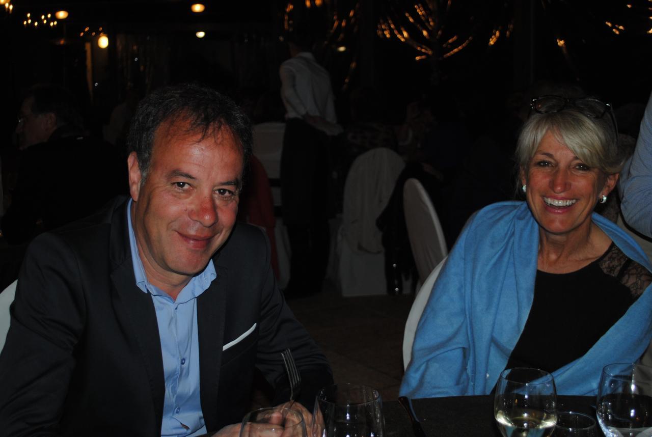 Patricia et Kamel