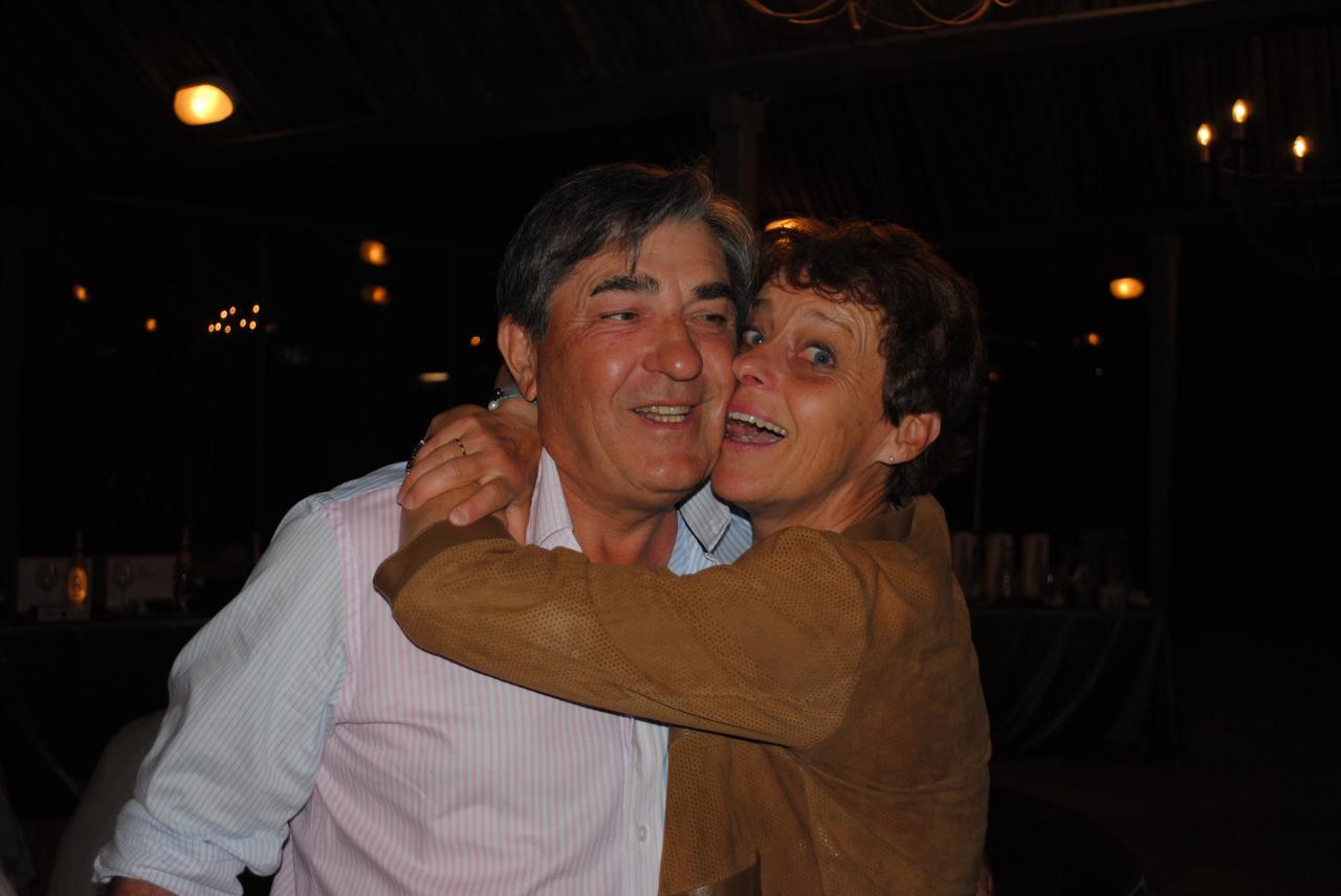 Isa et Claude