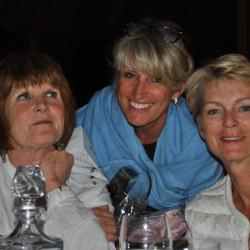 Dominique,Patricia et Sophie