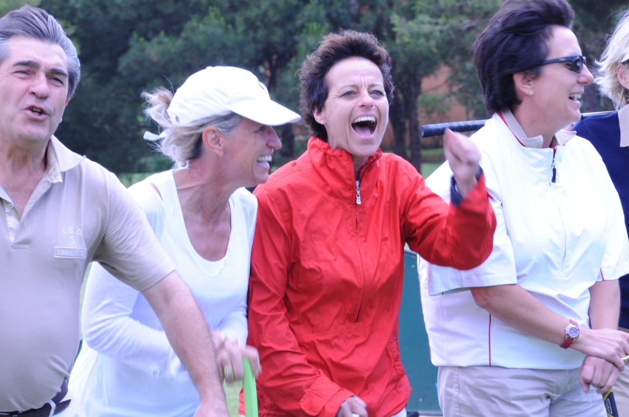 ESTORIL 2011 : LE TOURNOI DE PUTTING