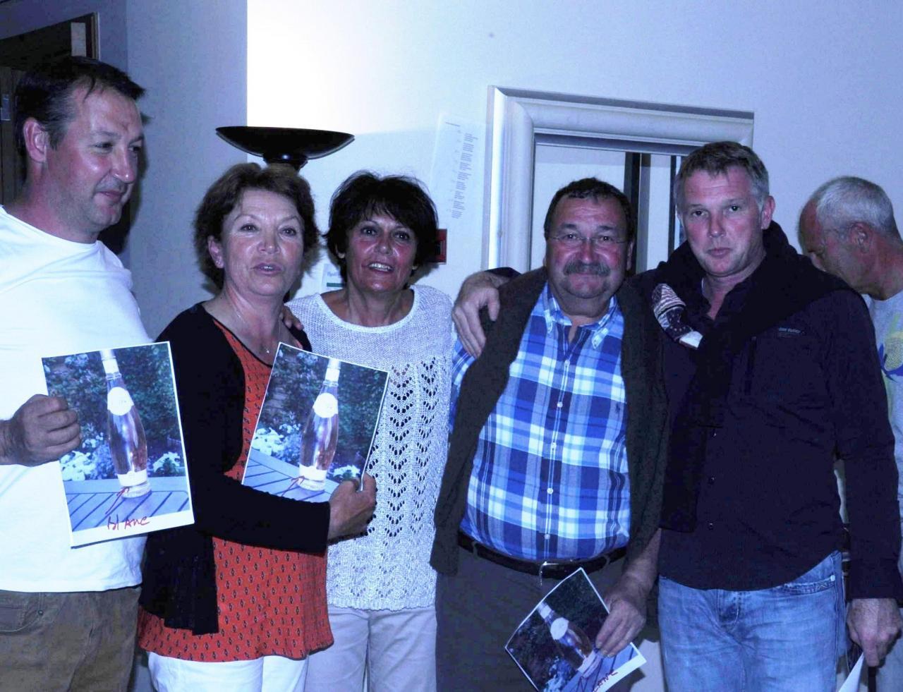 Scramble Tenerife 2013