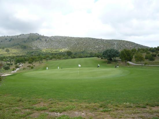 GOLF DE CANYAMEL - 13 MAI