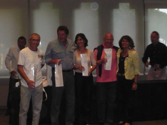 REMISE DES PRIX DU SCRAMBLE - PALS 2009